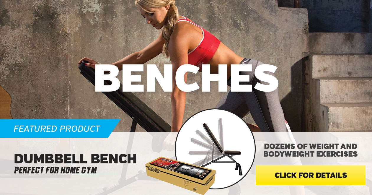 Featured product Dumbbell Bench - Click for more