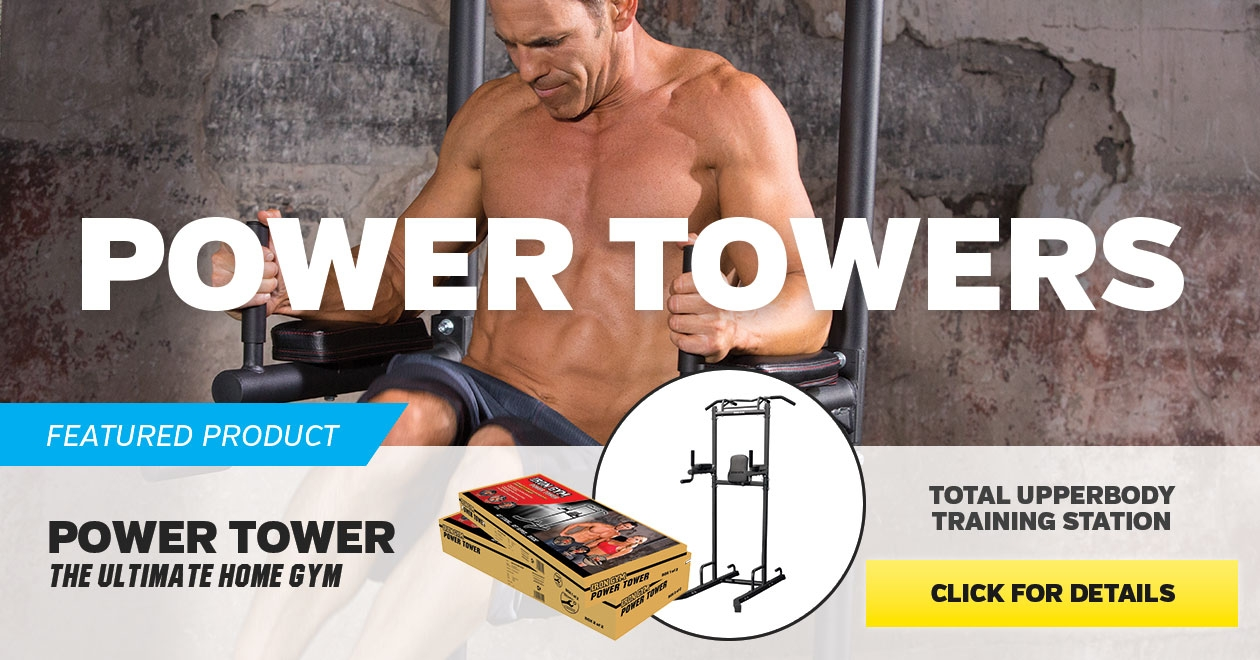 Featured product Power Tower - Click for more