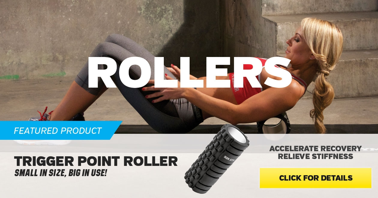 Featured product Trigger Point Roller - Click for more