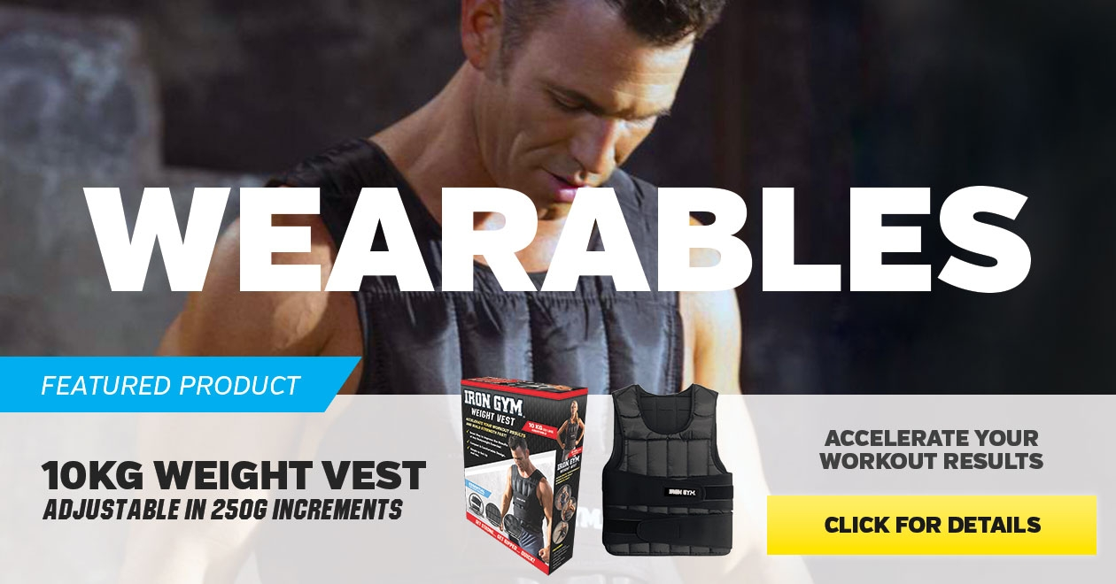 Featured product Weight Vest - Click for more