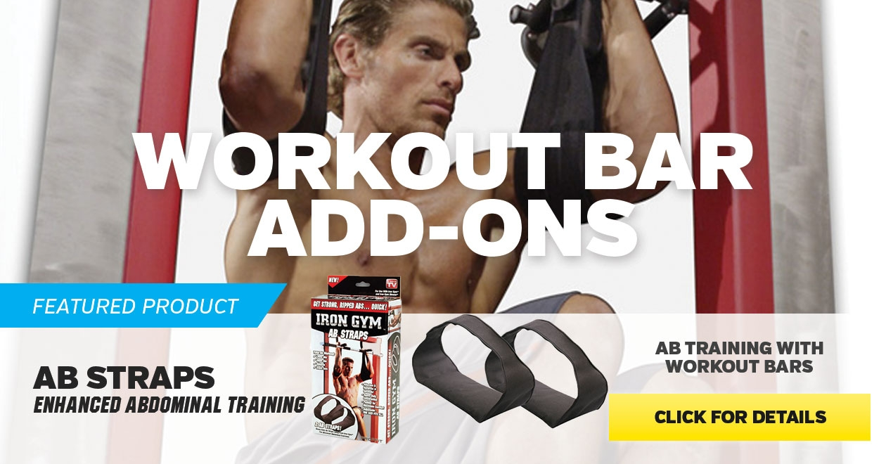 Featured product Ab Straps - Click for more