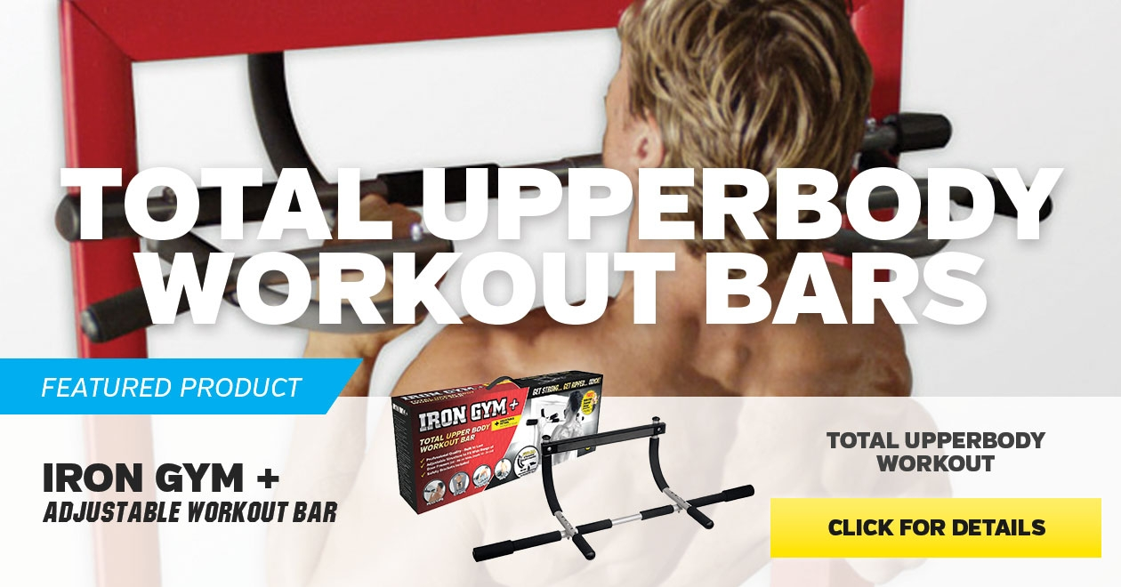 Featured product IRON GYM + - Click for more
